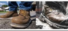 Виды рабочих ботинок и как их выбрать