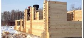 Как построить дом из бруса — пошаговая инструкция
