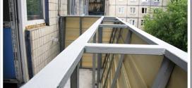 Что значит балкон с выносом и какие есть виды выноса