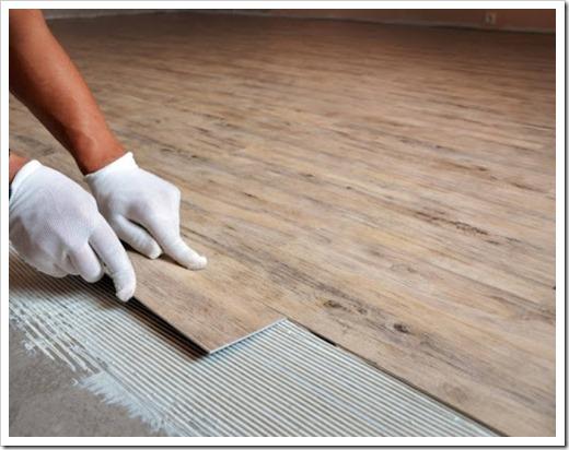 Конкурентные преимущества кварцвиниловой плитки