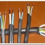 Критерии выбора кабеля для электропроводки в квартире?