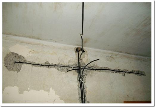 Как заменить электропроводку в панельном доме