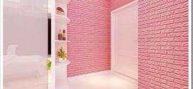 Характеристики самоклеющихся 3Д панелей для стен и как и правильно клеить