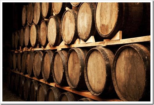 Технология производства винной бочки