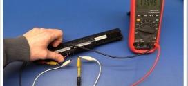 Как проверить аккумулятор ноутбука на работоспособность?
