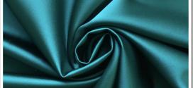 Атлас стрейч — что за ткань и что можно сшить из нее