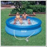 Популярные разновидности бассейнов