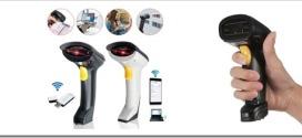 Виды и сфера применения ручных сканеров штрих кода