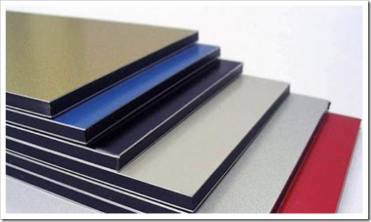 Алюминиевые композитные панели для фасадов - что это и особенности монтажа