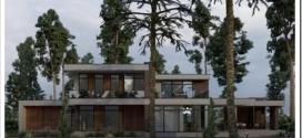 Индивидуальное проектирование домов в стиле хайтек — особенности и как делается