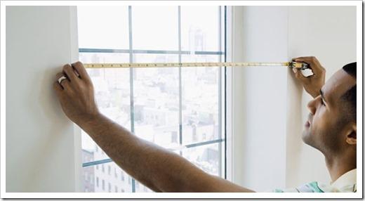 размер ПВХ окна