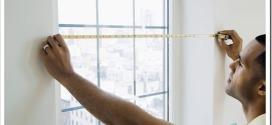 Как рассчитать размер ПВХ окна по проему