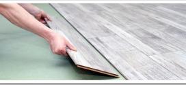 Какие бывают напольные покрытия — виды и характеристики