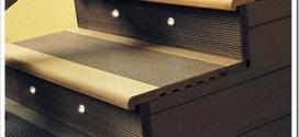 Готовые ступени из ДПК — характеристики и особенности монтажа