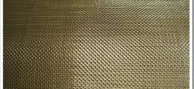 Сетка латунная (полутомпаковая) — характеристики и как ее производят