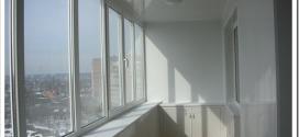 Что такое остекление балкона под ключ и как оно делается