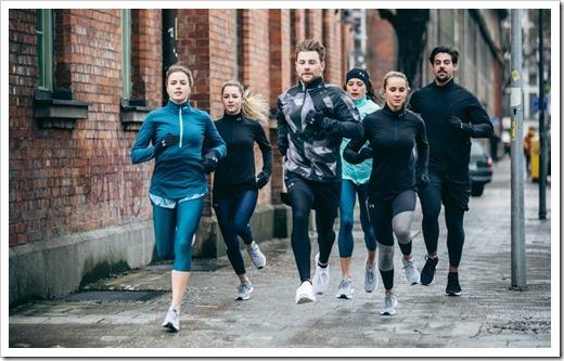 Какой должна быть осенняя спортивная одежда?