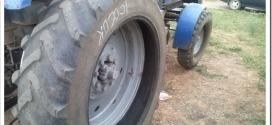 О шинах для тракторов и сельскохозяйственных машин