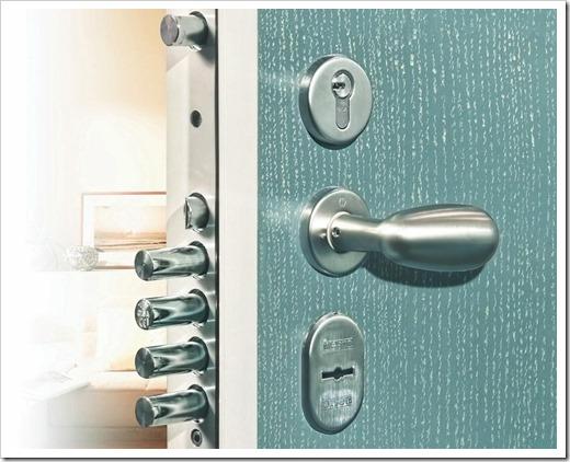 Виды замков для входных металлических дверей и советы по выбору