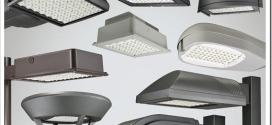Какие есть виды светильников уличного освещения
