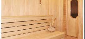 «Правильная» вагонка для отделки внутренних помещений бани