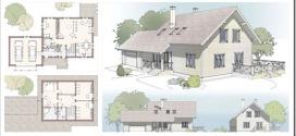 Проекты домов: этапы создания