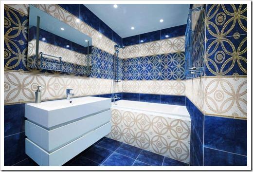 Ванна комната плитка