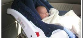 Как выбрать автокресло для новорожденного и какие есть виды