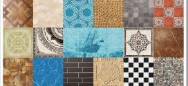 Виды керамической плитки для стен и советы по выбору