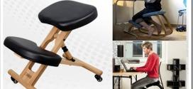 Как выбрать коленный стул для школьника