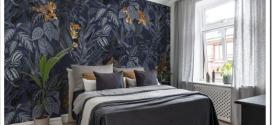 Качественные и стильные обои в спальню в каталоге компании «Винил»