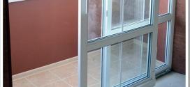 Алюминиевые балконные двери — характеристики и монтаж