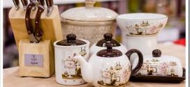 Наборы посуды – отличный подарок для родных и близких