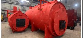 Купить парогенератор для бетонного завода