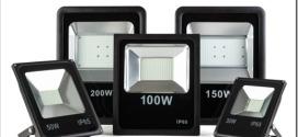 Как выбрать светодиодные LED прожекторы в 2021 году?