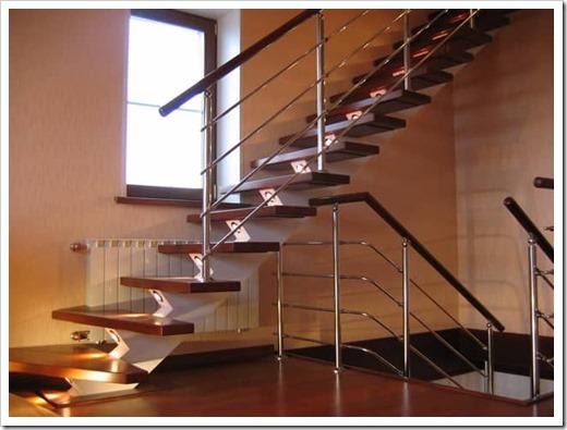 Особенности лестницы на тетивах