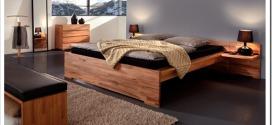 Как выбрать деревянную кровать и какие виды есть?