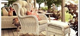 Виды садовой мебели из ротанга и как выбрать