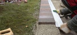Особенности укладки тротуарной плитки на бетонное основание