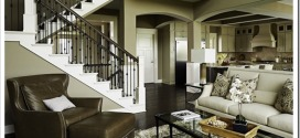 Какие бывают стили в дизайне интерьера частного дома