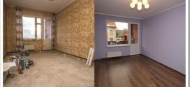 Какие работы входят в косметический ремонт квартиры